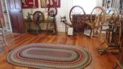 Home Economies and Folk Artistry featured at the Home Textile Tool Museum this summer