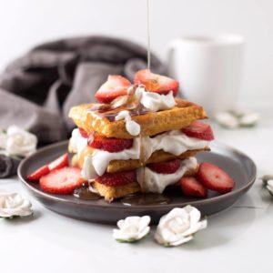 Wake Up Waffles is whisking up popularity