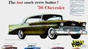 Collector Car Corner - 1955 Chevy 265-V8 and the beginning of Chevy high performance