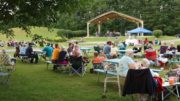 Concerts in the Park return on June 27