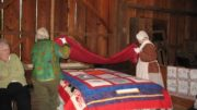 Quilt Turning and Tea at the Bement-Billings Farmstead