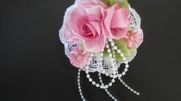 Ribbon embroidery workshop planned fro July 7