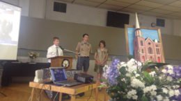 Local youth receive recognition at Owego Elks Lodge