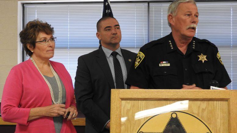 Senator Akshar announces funding for jail based substance use disorder treatment in Tioga County