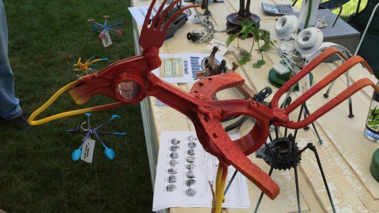 En Plein Air Art Show offers children's workshop this year