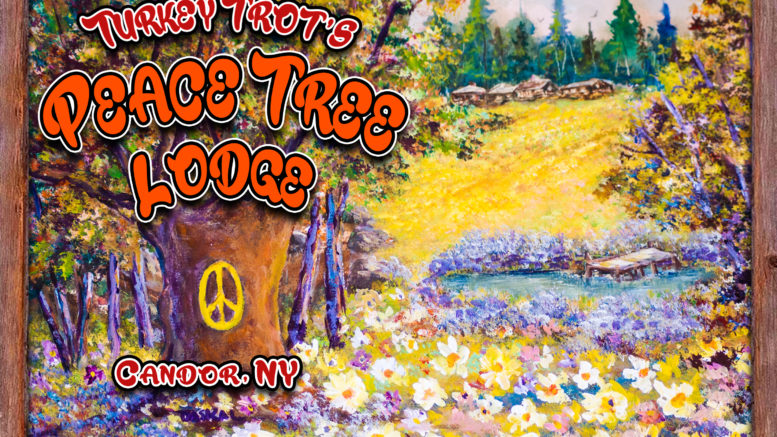 Turkey Trot Acres rebrands with 'Peace Tree Lodge""
