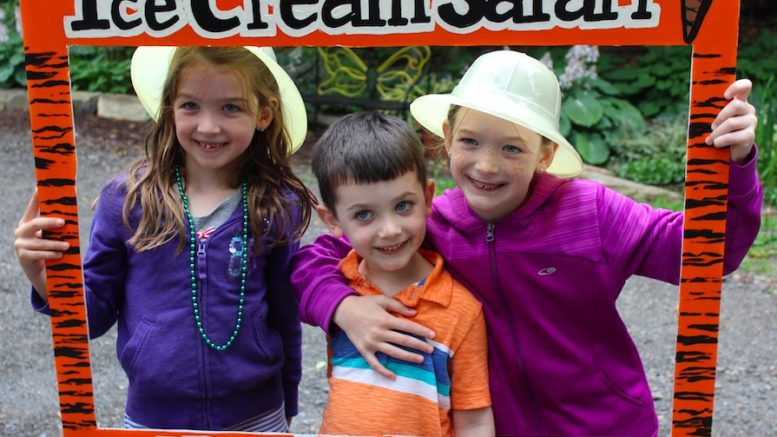 Ice Cream Safari at the Binghamton Zoo