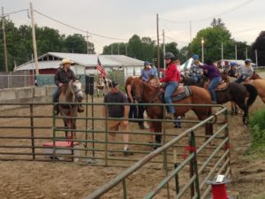 'Dash for Cash' horse and rider competition returns to the Tioga County Fair!