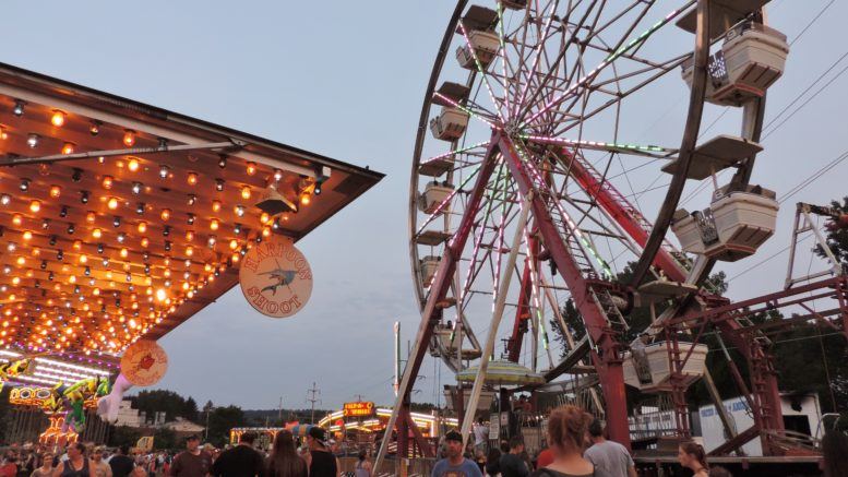 Tioga County Fair returns for one more day!