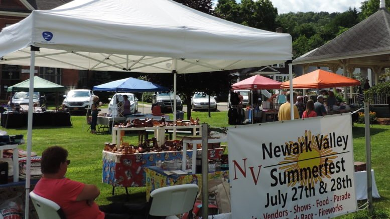 Summerfest in Newark Valley