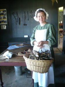 Open Hearth Cooking at the Bement Billings Farmstead