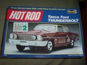 Collector Car Corner - Tasca Ford, 427 Thunderbolts and current Bob Tasca III funny car racing