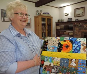 Caring Quilters Project reaches remarkable milestone