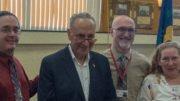 Schumer visits Owego to talk about Hemp
