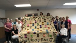 New Quilters on the Block to hold quilt show during Candor's Fall Festival