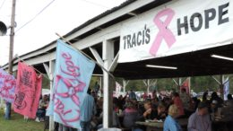 Traci's Hope barbeque and motorcycle ride a success