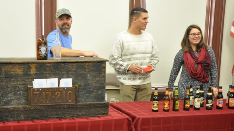 Oktoberfest being celebrated at Sayre museum