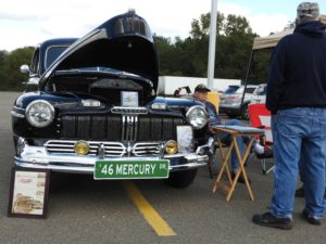 Cool rides cruise in to Tioga Downs