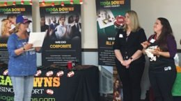 Tailgate Tioga offers networking event