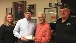 VFW donates to Tioga County Rural Ministry