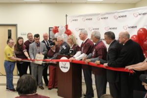 ACHIEVE holds ribbon cutting and open house for new program