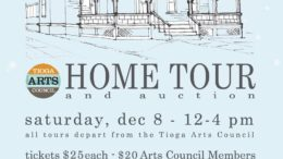 Owego Home Tour and Tioga Tales