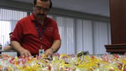Operation Homefront and Lockheed Martin team up to distribute holiday treats to local service members and families