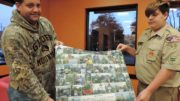 Eagle Scout project honors Tioga County's heroes killed in action