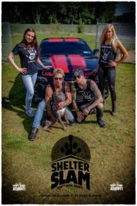 Shelter Slam taking place at Endwell Greens on November 10