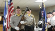 Veterans Day in Owego; ceremony recognizes 100th year since the end of WWI