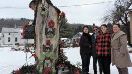 A labor of love brings Christmas magic to Newark Valley neighborhood