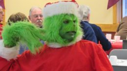 Breakfast with the Grinch in Candor