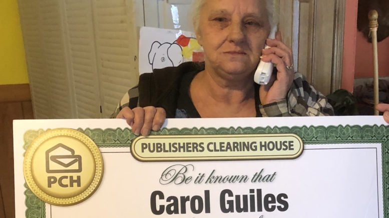 Owego woman is Publisher's Clearing House Mega Prize winner – Owego