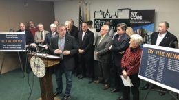 Albany Raids Municipalities' Budgets to Pay for its Own