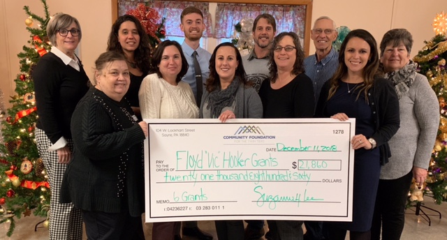 Community Foundation for the Twin Tiers announces youth grant awards