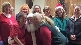 Women of the Moose spread Holiday cheer!