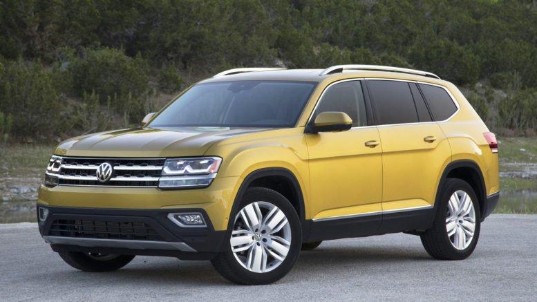 Test Drive - 2019 Volkswagen Atlas SE 4Motion