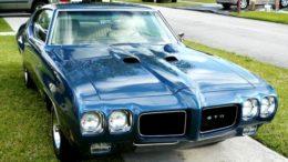 Collector Car Corner - 1970 Pontiac GTO Ram Air IV owner seeks info on ownership