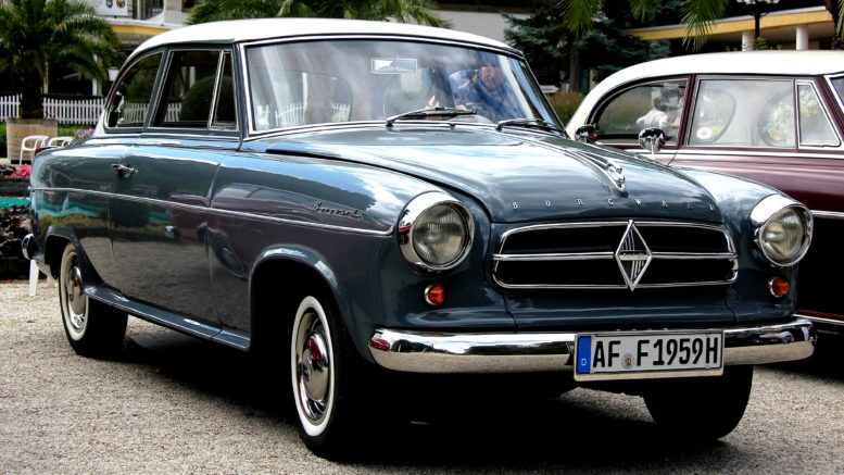 Collector Car Corner - 'Mr. Rambler' recalls 1957 Dodge D-500 and rare Borgward Isabella