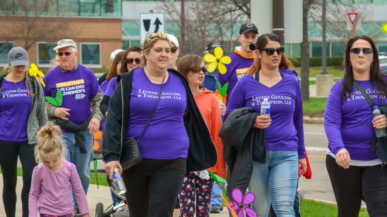 Southern Tier invited to join 2019 Walk To End Alzheimer's®