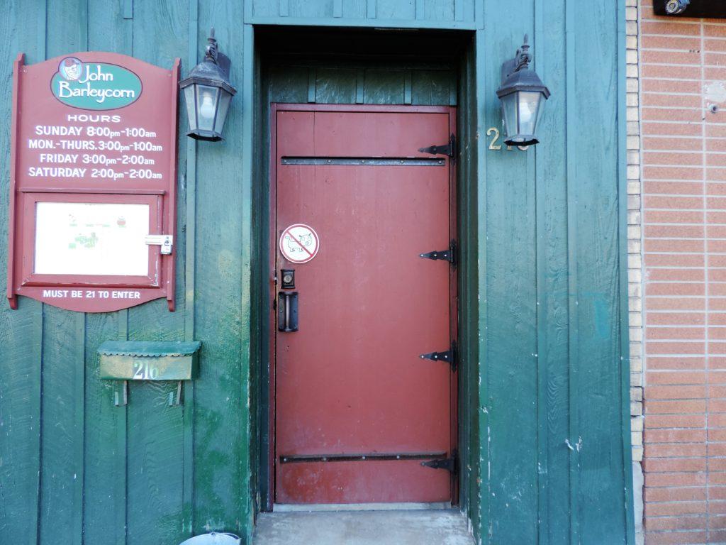 John Barleycorn won't die; establishment seeks new owners