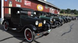 Cars We Remember- 1927 Ford Model T owner recalls glory days of ownership