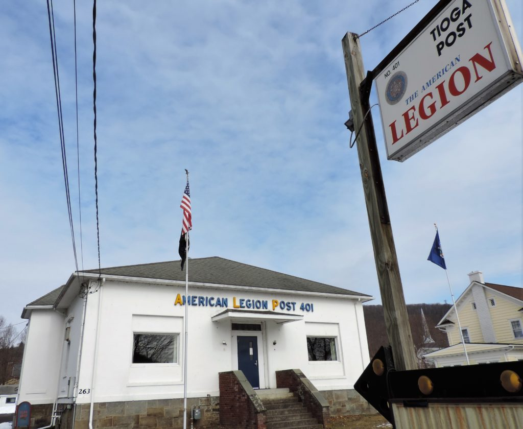 American Legion Post 401 celebrates centennial
