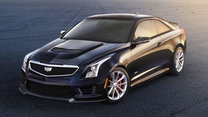 Test Drive - 2019 Cadillac ATS-V