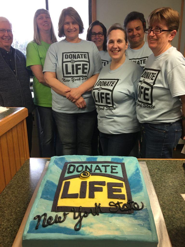 Tioga County DMV encourages lifesaving donations