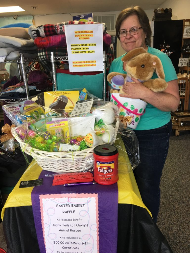 Donations for Happy Tails