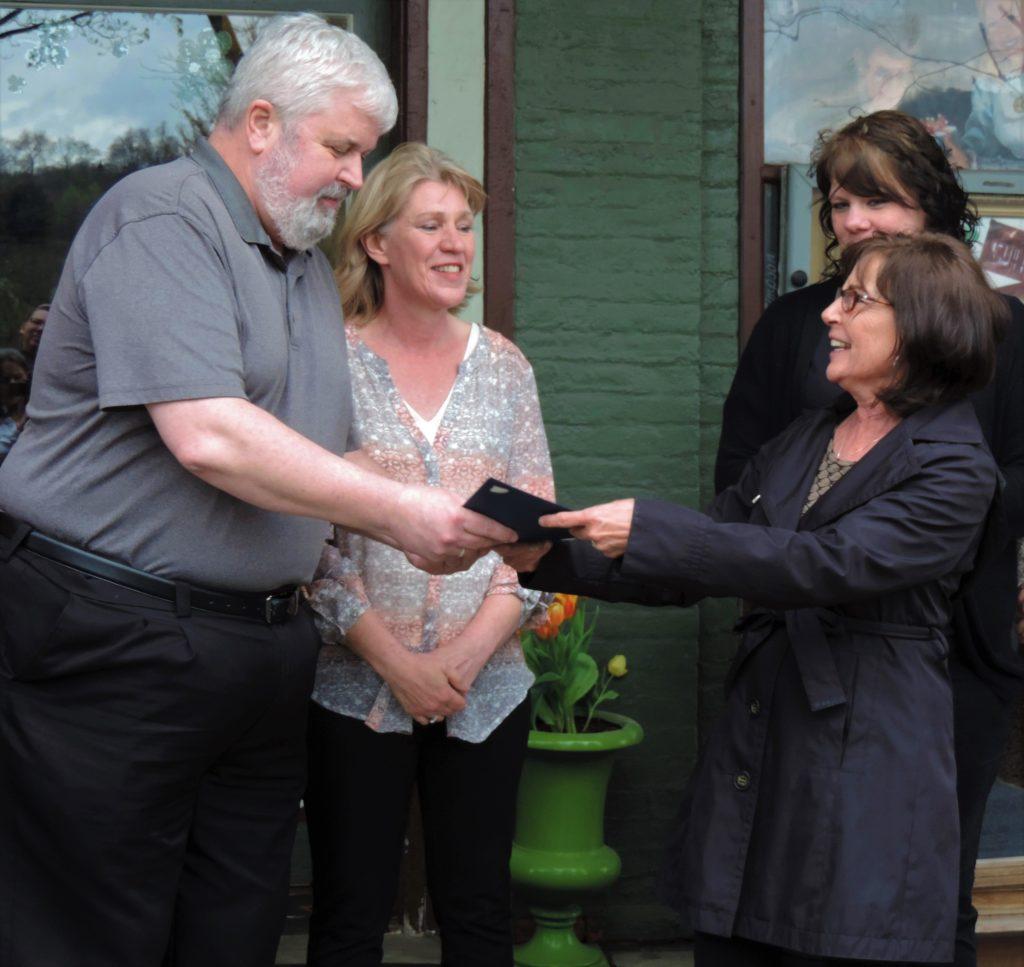 Owego's Historic Parkview holds grand opening celebration!