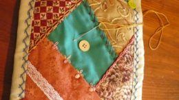 Folk Art 'Crazy Quilt Sampler' workshop planned for April 13 and 14