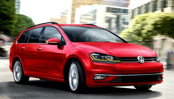 Test Drive - 2019 Volkswagen Golf SportWagen 4Motion