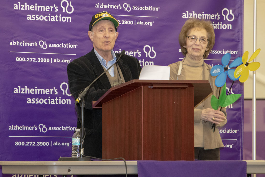 Alzheimer's Association Walk raises more than $53,700
